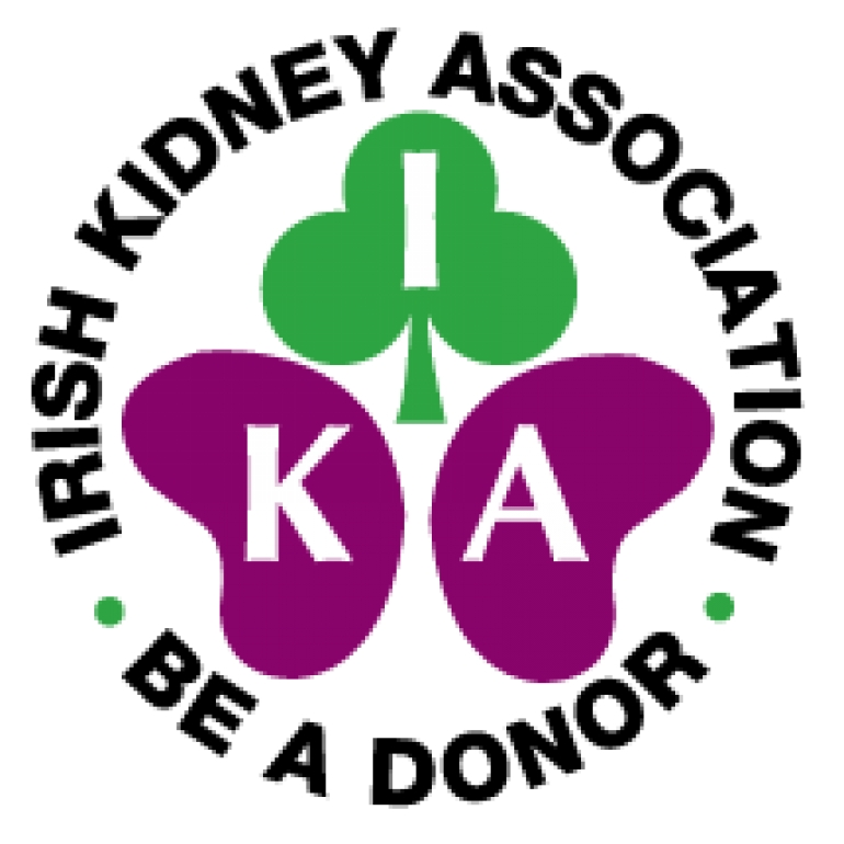 Fundraiser for Irish kidney Association